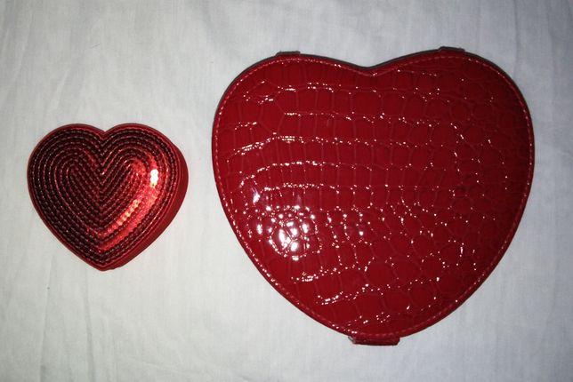 DIA DOS NAMORADOS - Conj Caixas porta / guarda-jóias forma coração