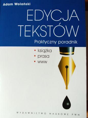 Poradnik Edycja tekstów