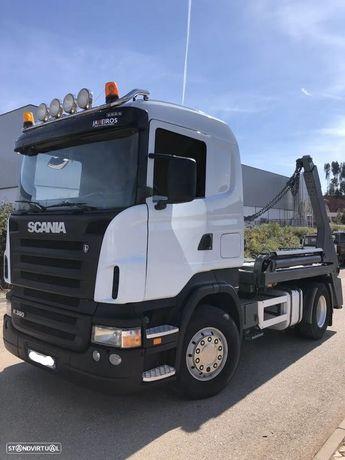Scania R 380 - Porta Contentores