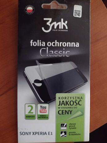 Folia ochronna do Sony Xperia E1
