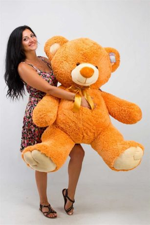 Средний размер 150 см, плюшевый мишка, плюшевый медведь