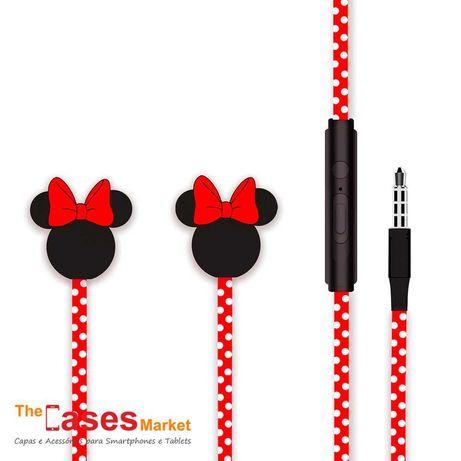 Auriculares Oficiais da Minnie Mouse