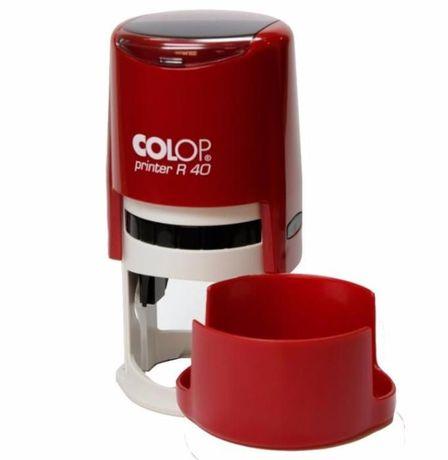 """Механизм для круглых печатей """"COLOR printer R 40"""". Штампы."""