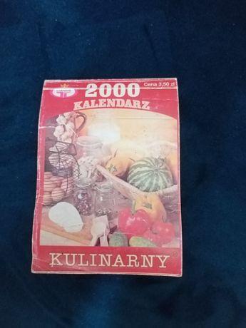 Kartka z kalendarza 2000 zdzierak