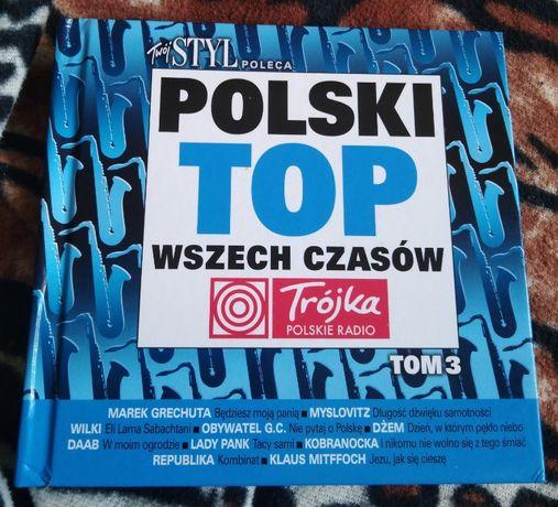 CD - Polski Top Wszech Czasów TOM.3
