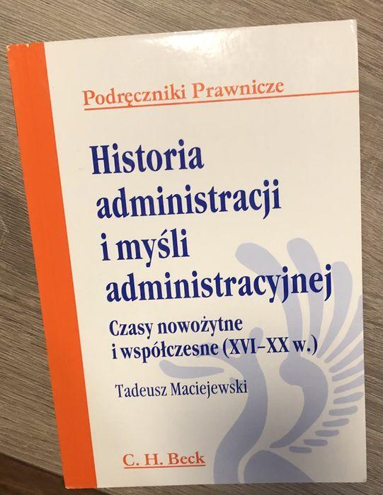 Historia administracji i myśli administracyjnej Przechlewo - image 1