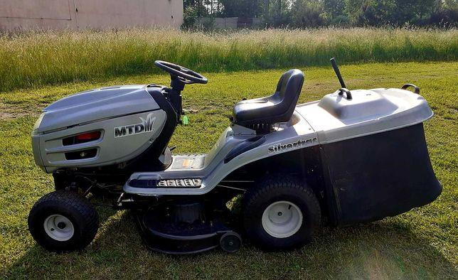 Traktorek kosiarka MTD , moc 20 KM , Stan bardzo dobry !