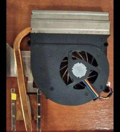 Продам систему охлаждения для ноутбука.