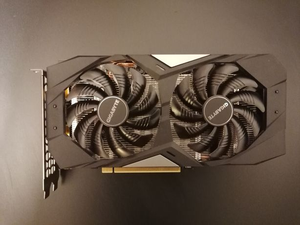 Karta graficzna Gigabyte GeForce GTX 1660 OC 6GB GWARANCJA