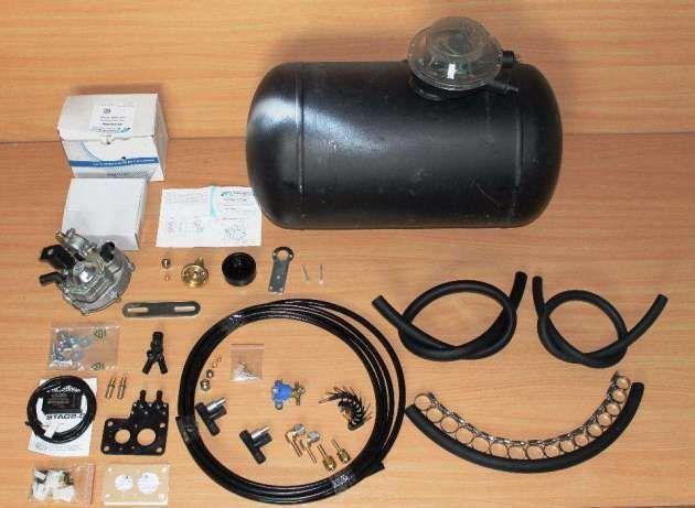 Комплект гбо 2 Профессиональная установка на автомобили всех марок