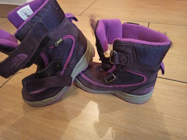 Buty śniegowce .długość wkładki 18cm