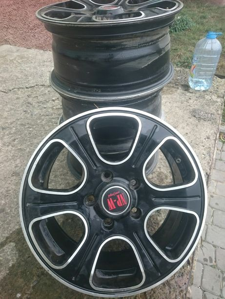 Комплект дисків колісних 5х120 (легкосплавні)