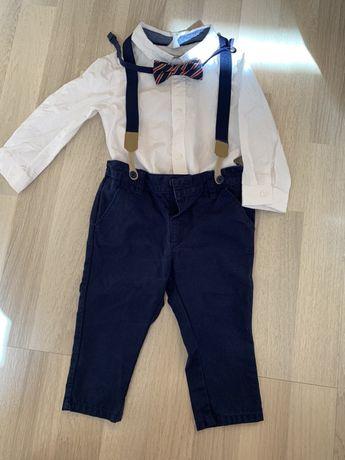 Костюм H&M, размер 9-12 месяцев
