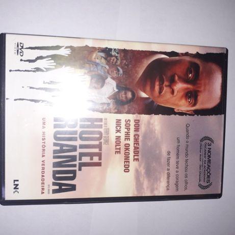 DVD Hotel Ruanda