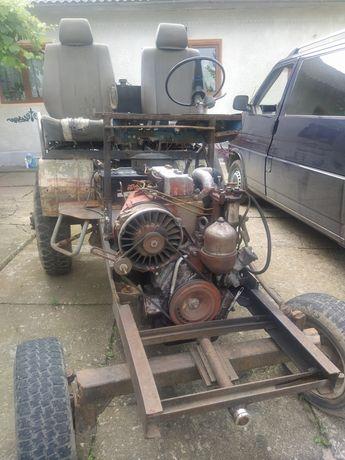 продаю саморобний трактор мотор т25