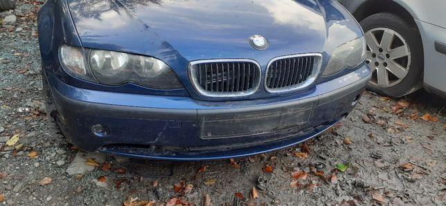 Zderzak Przedni Przód BMW 3 E46 99r-05r A07/5
