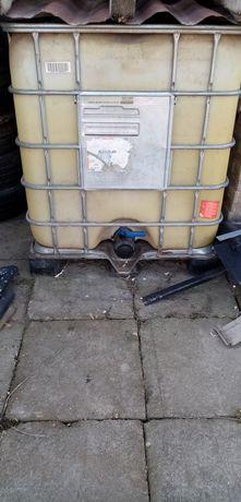 Mauzer zbiornik pojemnik 1000 litrów