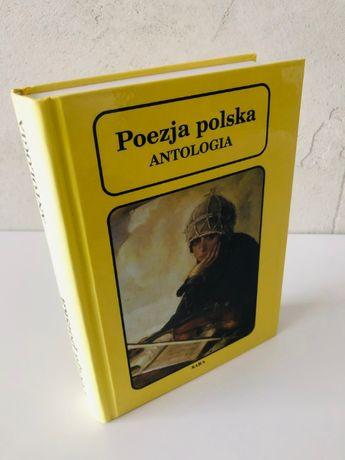 NOWA Poezja polska. Antologia Łódź