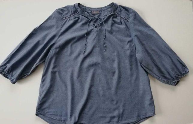 A'la dżinsowa bluzka r.48