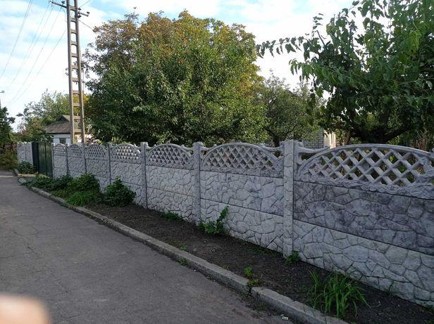 Эврозабор и ворота