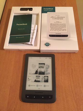 Електронна книга PocketBook 626 Touch Lux 3 + Підсвітка