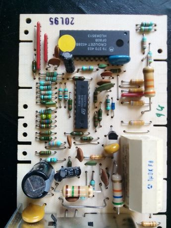 Плата управления/Electrolux-EW 924K