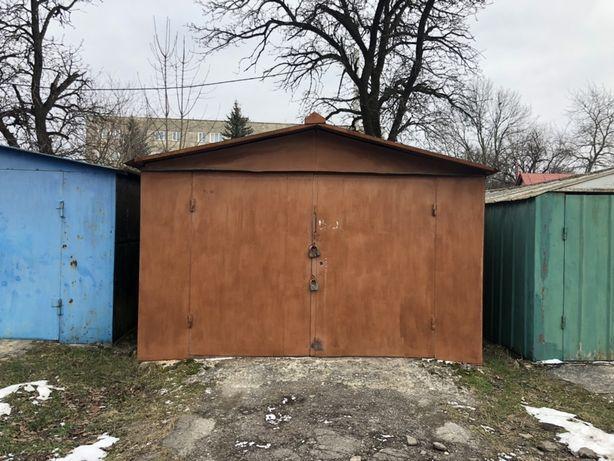 Продаєтся металевий гараж 6*4м Грушевського 4