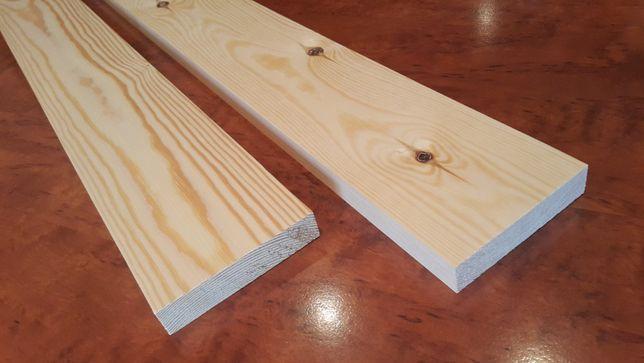 Deska strugana heblowana 20x95 mm drewniana