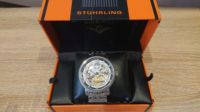 Zegarek męski STUHRLIMG