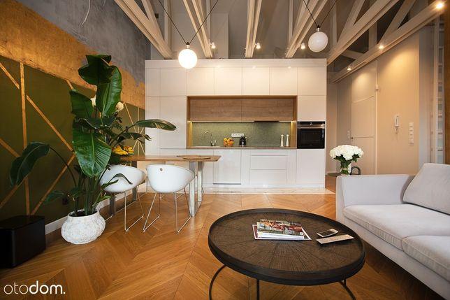 Piękne Loftowe 3 pokojowe mieszkanie