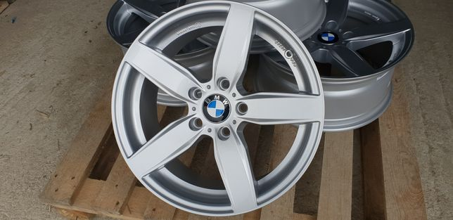 Nowe alufelgi r17 BMW 3 5 x1 x3 f30 f25 f10 e90 e84 e46 5x120