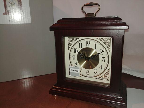Новые часы SEIKO из дерева