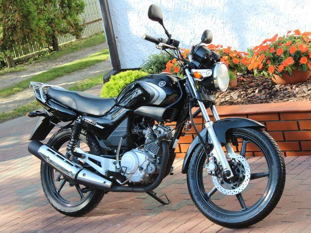 Yamaha YBR 125 *Niemcy* Kat A1 B* Wtrysk* Super stan* Zadbana