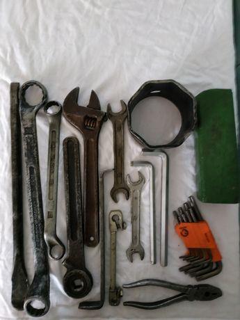 Инструменты разные
