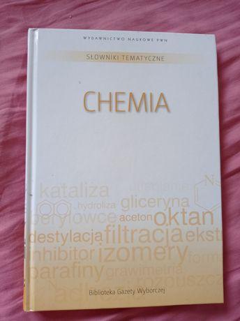 Chemia słownik tematyczny