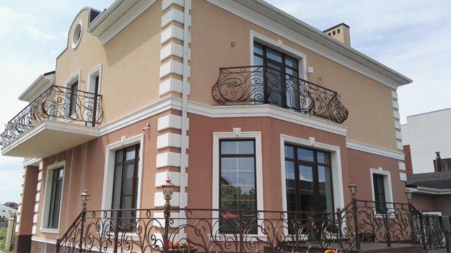 Утепление,декоративная отделка фасадов,домов,зданий