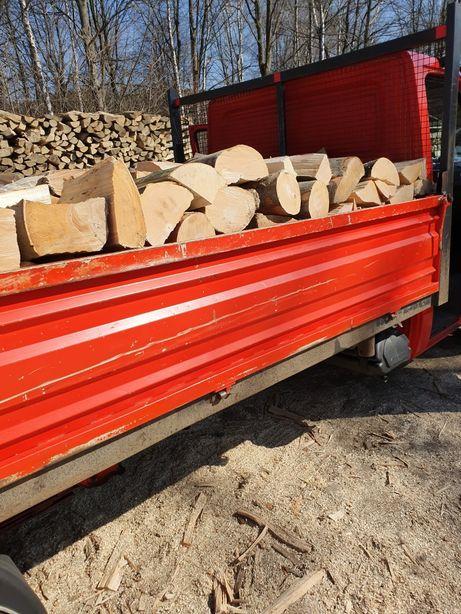 Drewno kominkowe-opalowe BUK