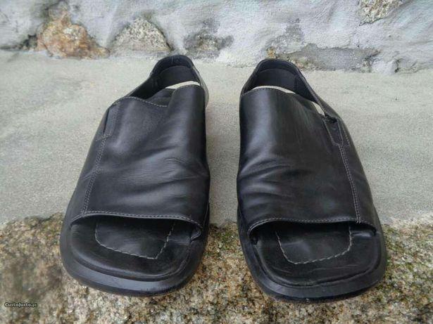 Sandalias para homem, Gino Bianchi.
