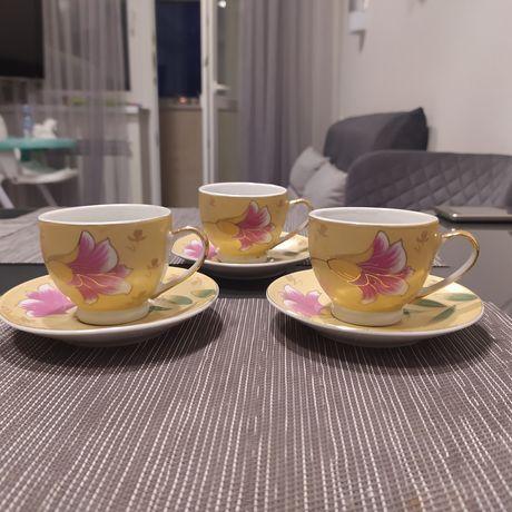 Набор кофейные пары фарфор