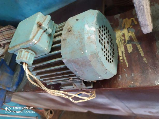 Електро двигатель 220/380В.