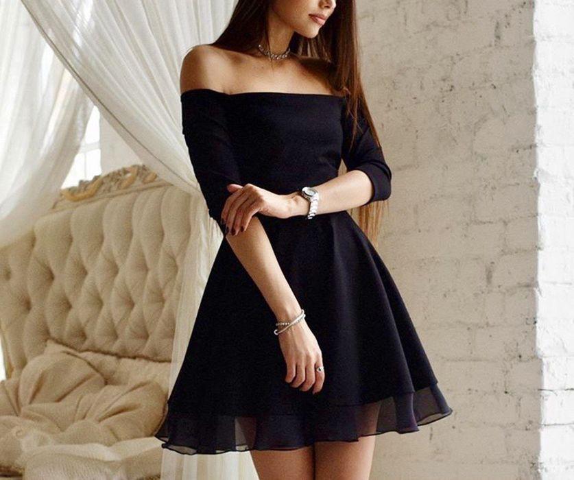 Маленькое черное платье Marsego Киев - изображение 1