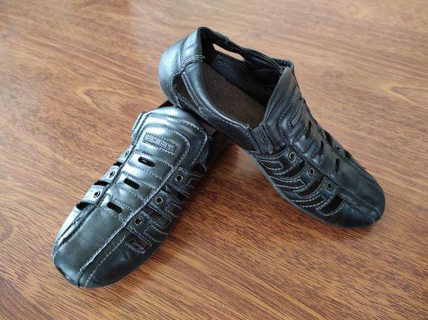 Туфлі-мокасини для хлопчика