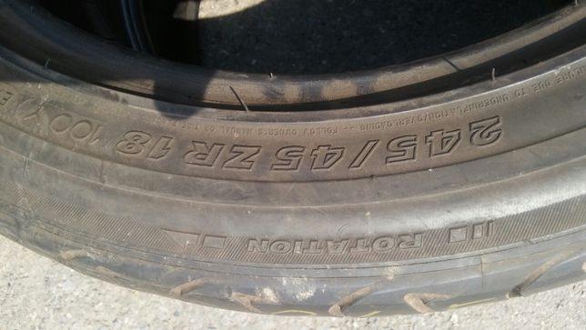 245/45x18 Michelin lato Kraków