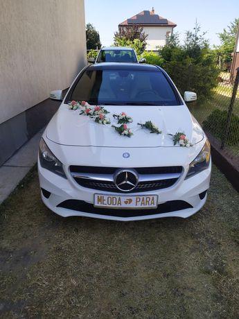 Samochód auto do ślubu