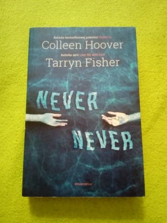 Never, never Collen Hoover, Tarryn Fisher