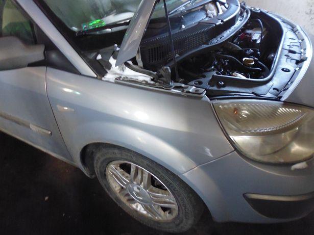 Renault Scenic II 1,6 16V 1,9 dci lakier TEA19