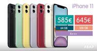 Loja - iPhone 11 (A+) com Fatura e Garantia de 1 ano