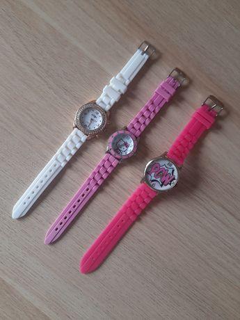 Zestaw zegarków dziewczęcych