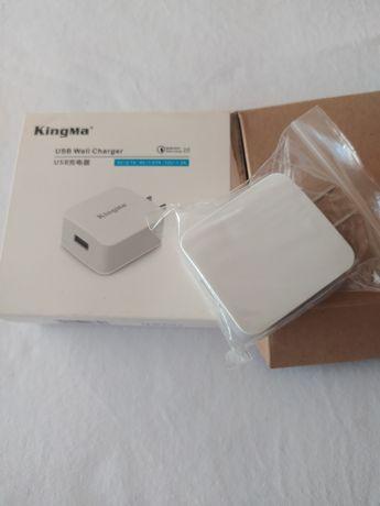 Быстрая зарядка Kingma