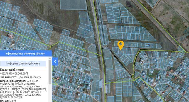 Продаж земельної ділянки під забудову в с. Малехів